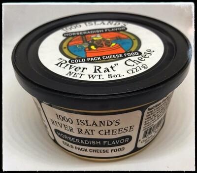 River Rat Horseradish Cheese Spread