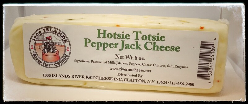 Habanero Pepper Jack Cheese