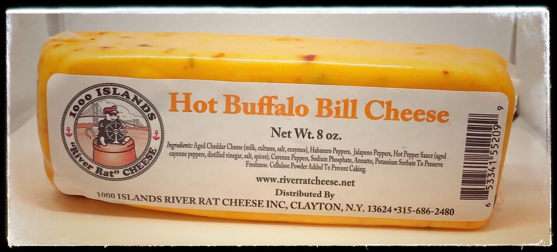 River Rat Hot Buffalo Bill Cheese