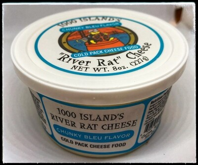 River Rat Chunky Bleu Cheese Spread