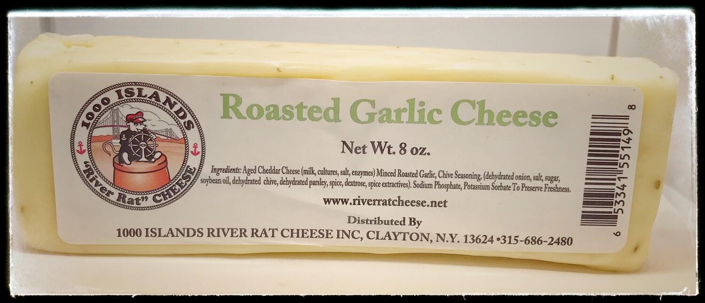 River Rat Roasted Garlic Cheese
