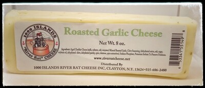 River Rat Roasted Garlic Cheese