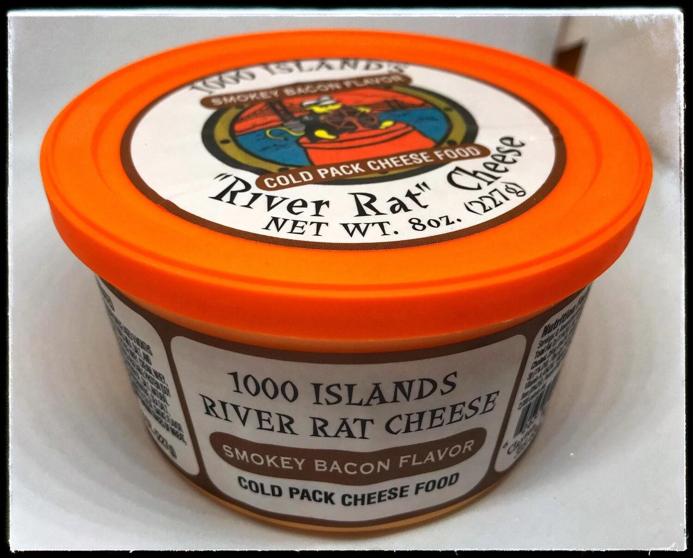 River Rat Smokey Bacon Cheese Spread