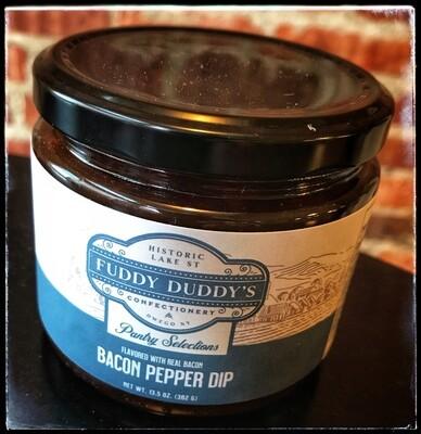 Fuddy Duddy's Bacon Pepper Dip