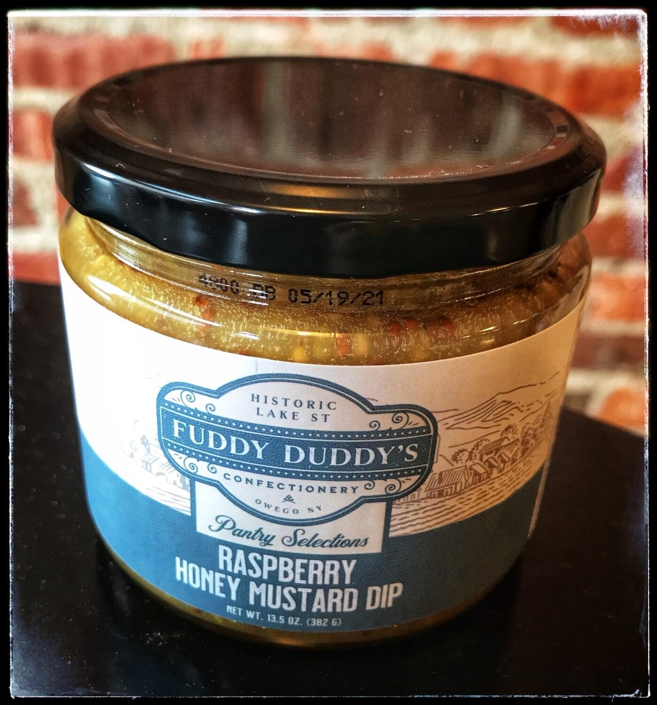 Fuddy Duddy's Raspberry Honey Mustard Dip