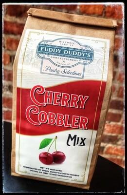 Fuddy Duddy's Cherry Cobbler Mix