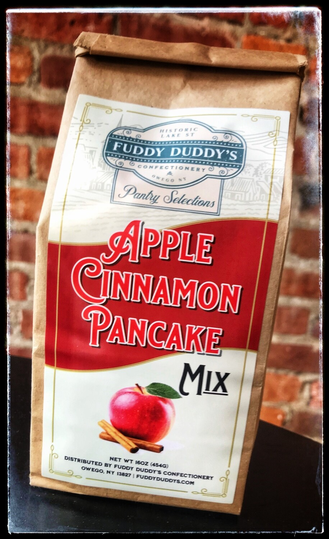 Fuddy Duddy's Apple Cinnamon Pancake Mix