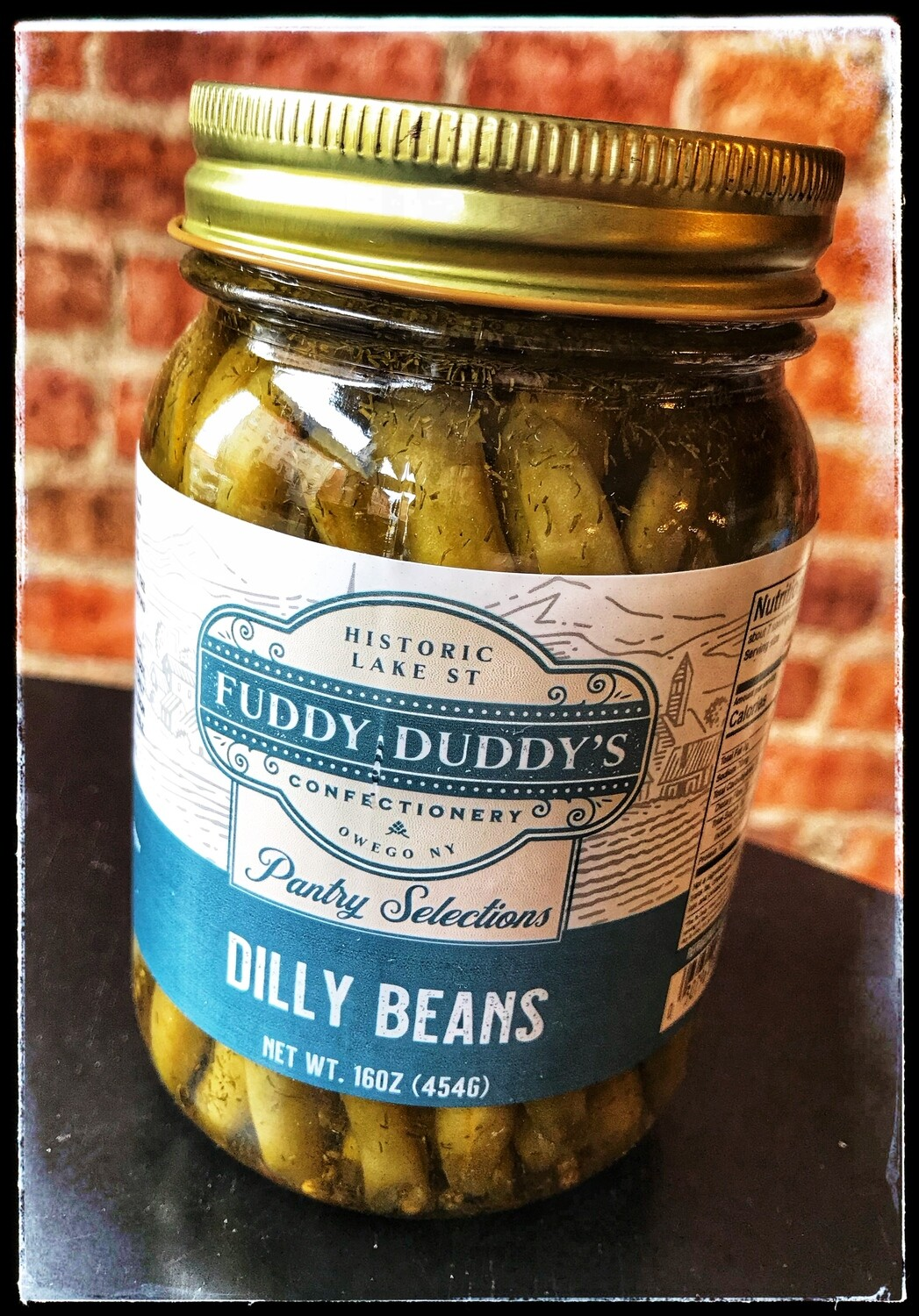 Fuddy Duddy's Dilly Beans