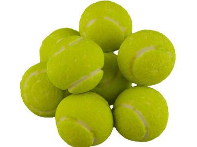 Sour Tennis Ball Gumballs