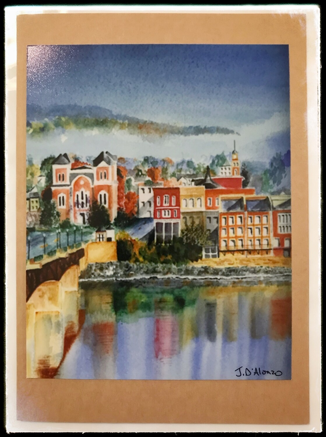 Fuddy Duddy's Owego Greeting Cards