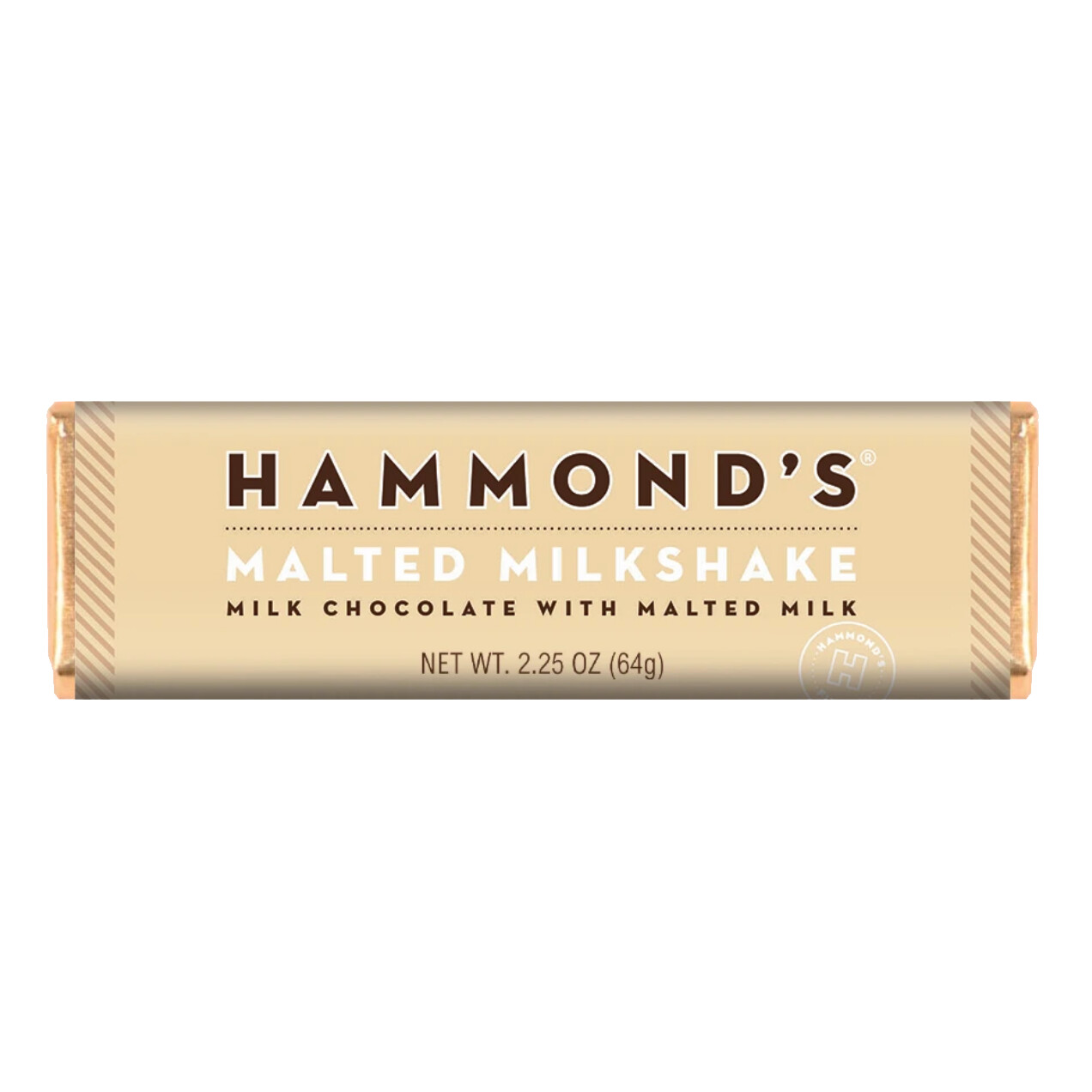 Hammond's Milk Chocolate Malted Milkshake Bar