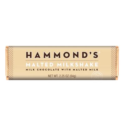 Hammond's Milk Chocolate Malted Milkshake Bar