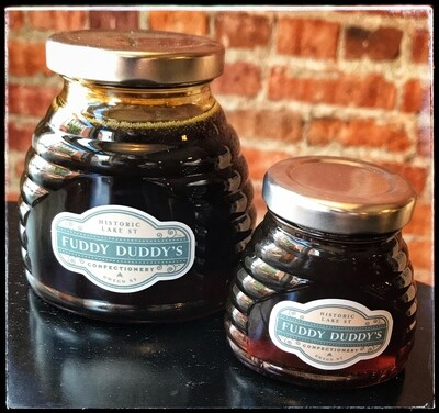 Fuddy Duddy's Buckwheat Honey