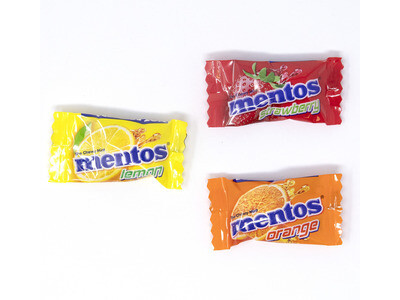 Mentos Fruit Chews