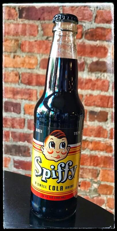 Spiffy Cola Soda