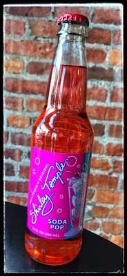 Shirley Temple Soda Pop