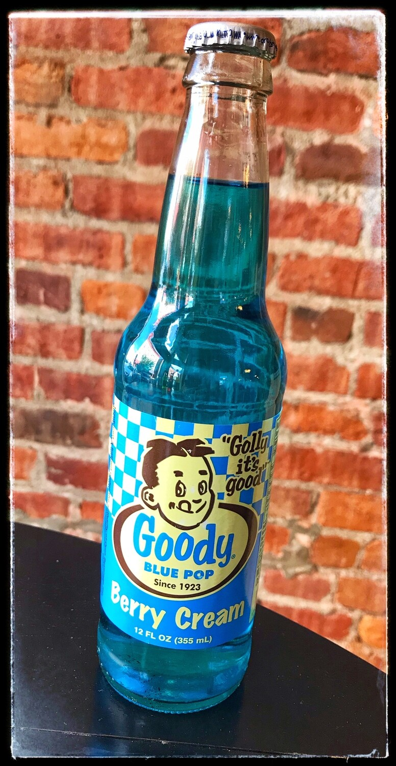 Goody Berry Cream Soda
