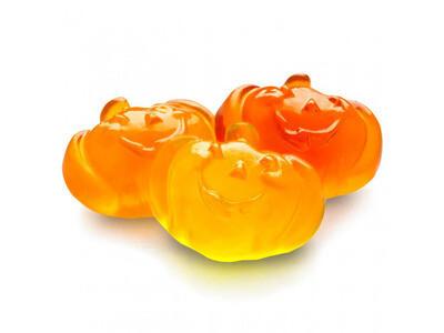 Fall Gummy Pumpkins