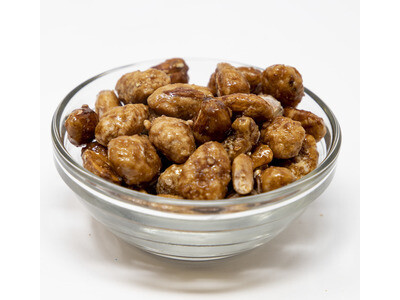Maple Toffee Almonds