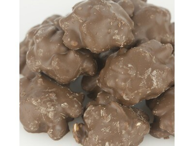 Chocolate Maple Nut Clusters
