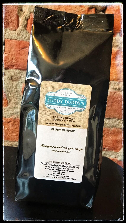 Fuddy Duddy's Pumpkin Spice Ground Coffee