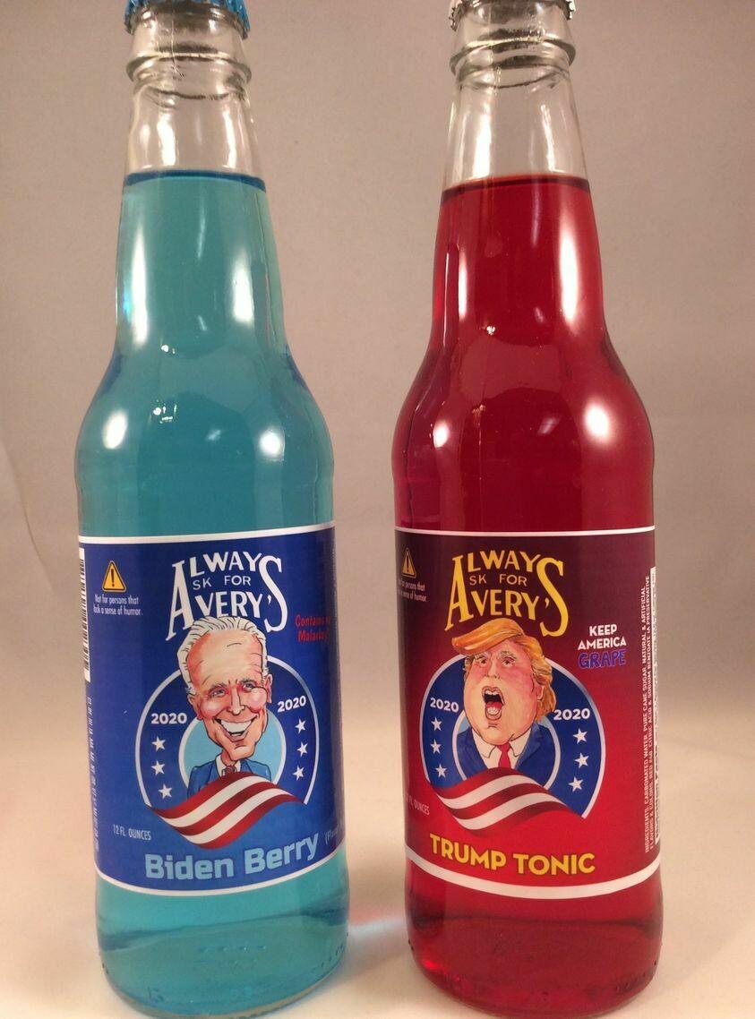 Avery's Soda - Trump Tonic