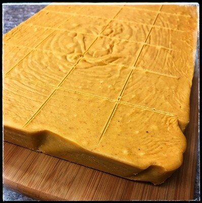 FUDGE OF THE MONTH - PUMPKIN PIE FUDGE