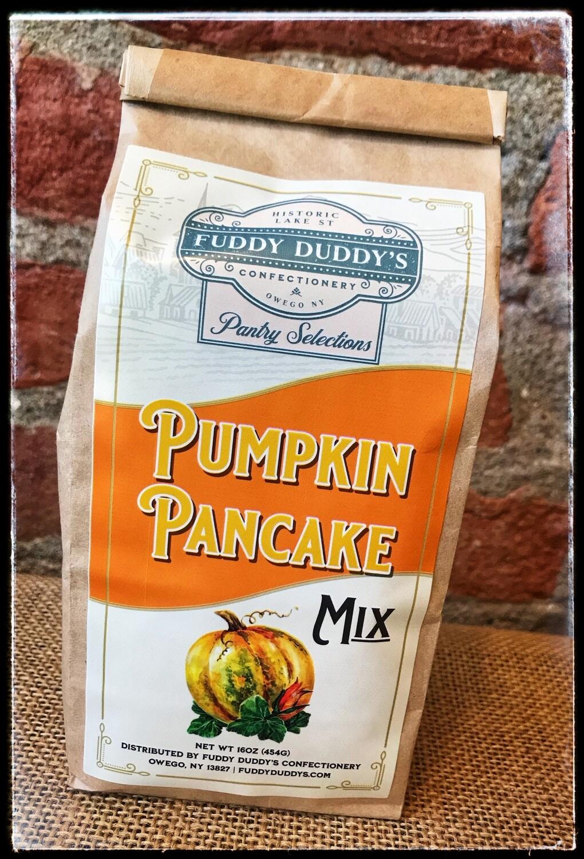 Fuddy Duddy's Pumpkin Pancake Mix