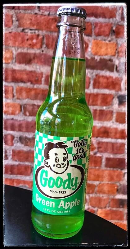 Goody Green Apple Soda