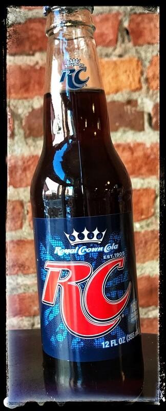 RC (Royal Crown) Cola
