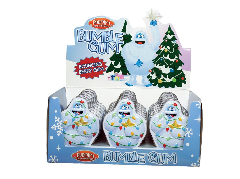 Rudolph Bumble Gum