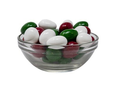 Christmas Chocolate Almonds