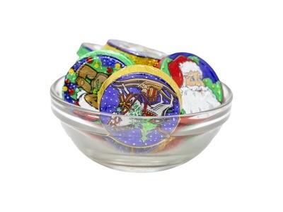 Christmas Crispy Discs