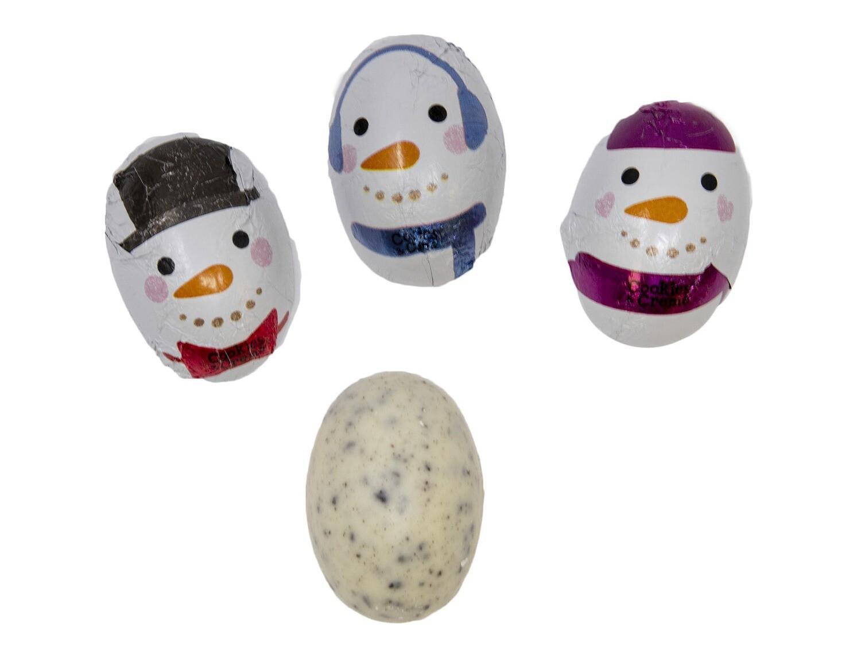 Cookies & Creme Snowmen