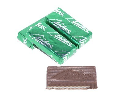 Andes Creme de Menthe Chocolates