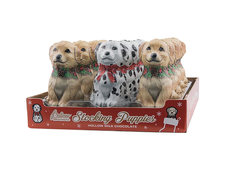 Stocking Puppies Milk Chocolate