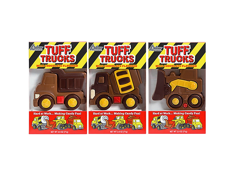 Tuff Trucks - Milk Chocolate