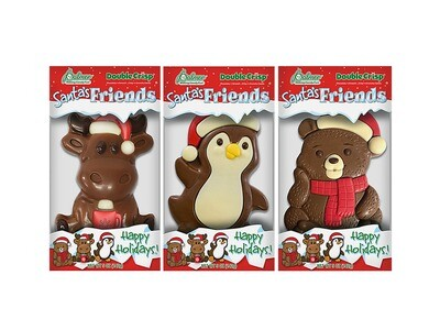 Santa's Friends - Double Crisp Chocolate