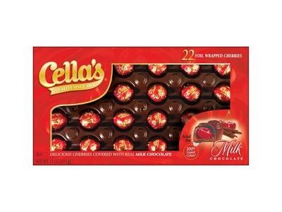 Cella's Milk Chocolate Cherries