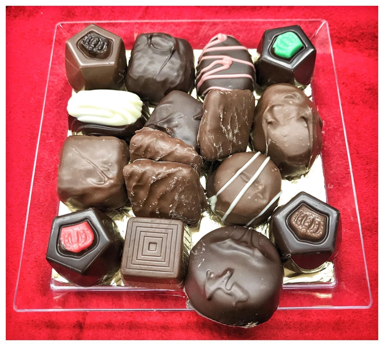 Fuddy Duddy's Gourmet Chocolate & Truffle Tray