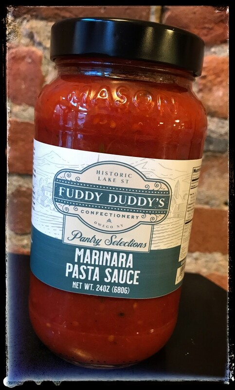 Fuddy Duddy's Marinara Pasta Sauce