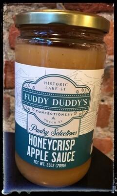 Fuddy Duddy's Honeycrisp Apple Sauce