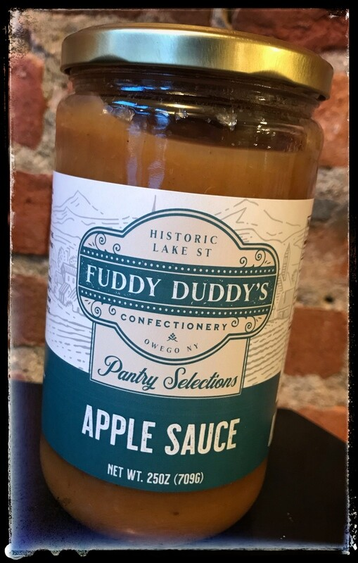 Fuddy Duddy's Apple Sauce