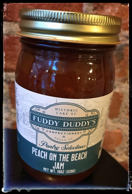 Fuddy Duddy's Peach On The Beach Jam