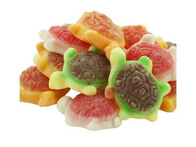 Jelly Filled Gummy Turtles