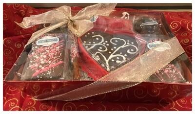Fuddy Duddy's Valentine's Day Gift Box - Large