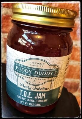 Fuddy Duddy's TOE Jam