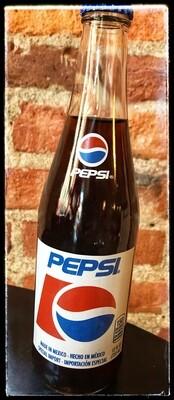 Pepsi Cola Soda (Mexican)