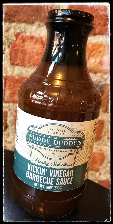 Fuddy Duddy's Kickin' Vinegar Barbecue Sauce