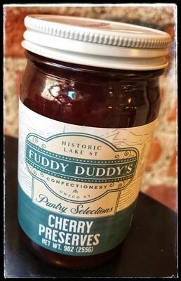Fuddy Duddy's Cherry Preserves